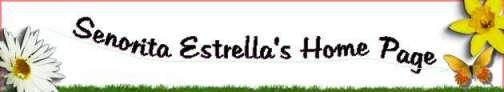 Estrella's Home Page