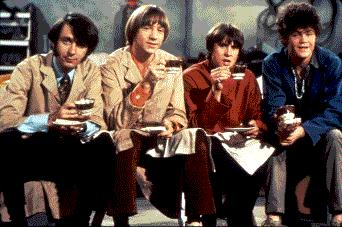 Michael Nesmith, Peter Tork, David Jones, Micky Dolenz